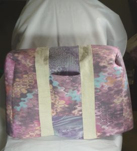 Sew4Home sewing machine cover (Sewn By Tanya project review)