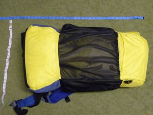 Tanya's GVP pack front (Sewn By Tanya project review)