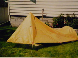 Jones Tent 2 side (Sewn By Tanya project review)