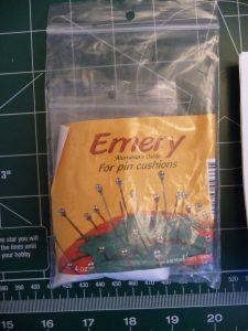 Yarn Tree Emery for pin cushions (Sewn By Tanya sewing tip)