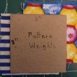 Pattern Weights Project Review