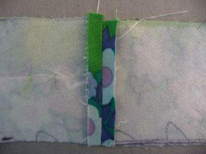 Sewn By Tanya Sewing Tutorial: No-Webbing Yoga Strap | press seams open