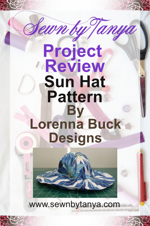 "Pinterest image for ""Sewn By Tanya Project Review 