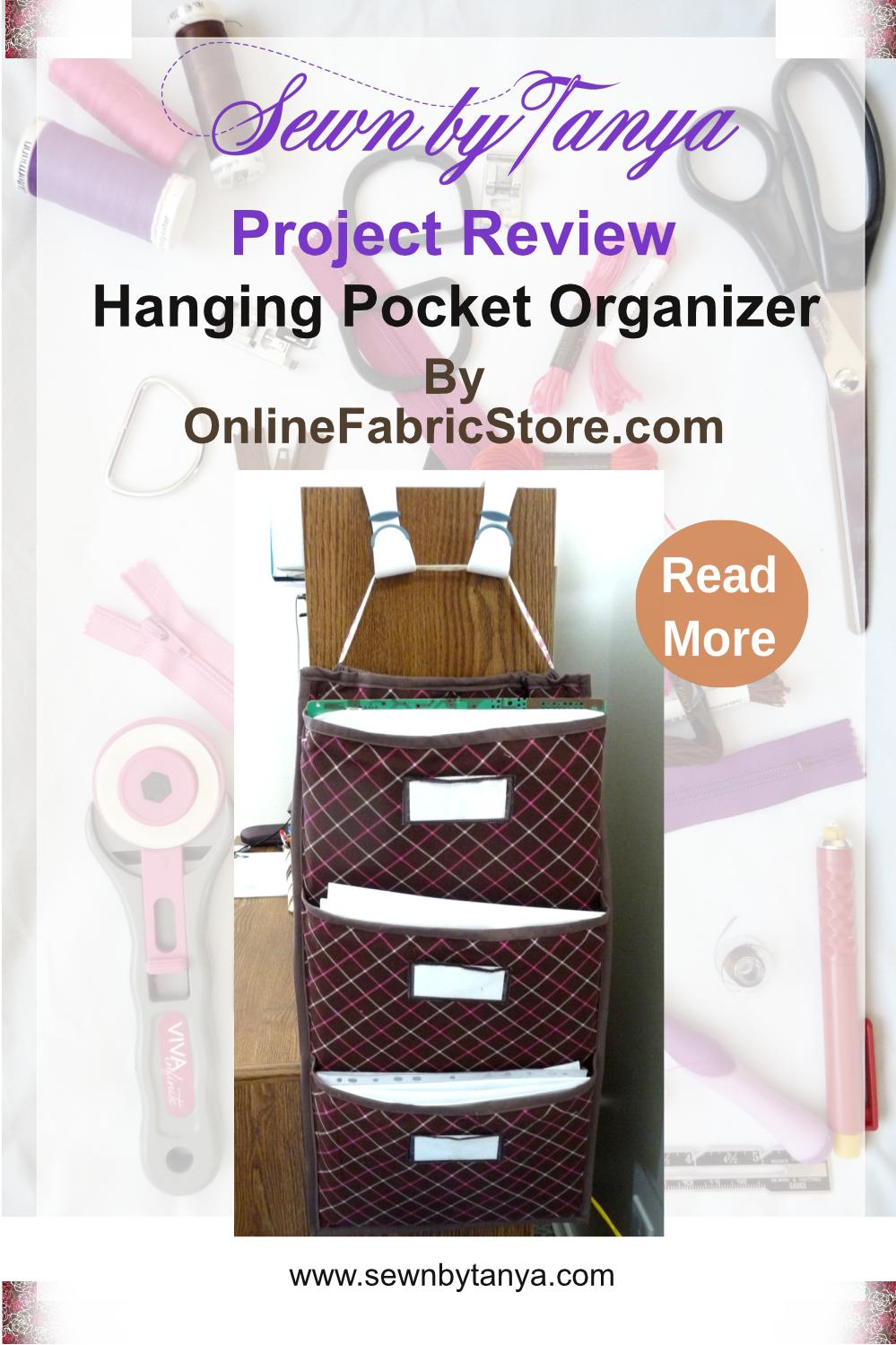 """Pinterest image for """"Sewn By Tanya Project Review 